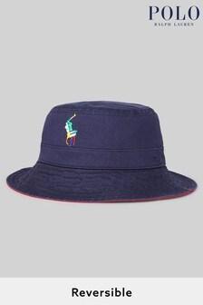 Polo Ralph Lauren Reversible Multi Bucket Hat