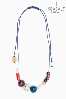 Seasalt Cornwall Orange Craft Guild Necklace