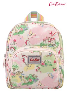 Cath Kidston Kids Pink Unicorn Kingdom Mini Backpack