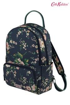 Cath Kidston Blue Pocket Spitalfields Backpack