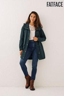 FatFace Green Taylor Jacket