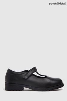 Schuh Black Lively T-Bar Shoes