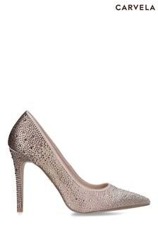 Carvela Bronze Lovebird Shoes