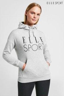 ELLE Sport Grey Signature Hoodie