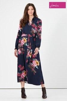Joules Winslet L/S Shirt Dress