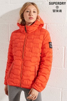 Superdry Expedition Down Windbreaker Padded Jacket