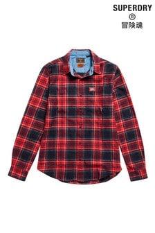 Superdry Heritage Lumberjack Check Shirt
