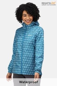 Regatta Women's Printed Pack It III Waterproof Jacket
