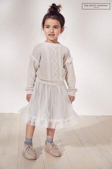 The White Company Natural Tutu Skirt