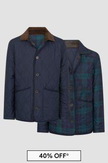 Ralph Lauren Kids Boys Reversible Jacket
