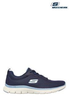 Skechers Blue Flex Appeal 4.0 Brilliant View Shoes