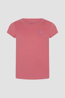 Ralph Lauren Kids Girls Girls T-Shirt