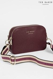 Ted Baker Amerrah Leather Webbing Strap Camera Bag