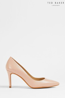 Ted Baker Alysse Leather 8.5cm Court Shoes