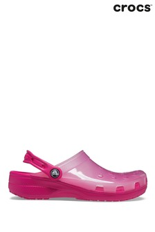 Crocs Translucent Clogs