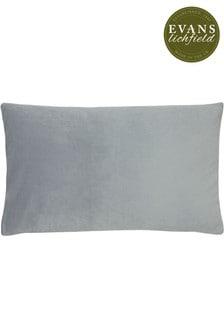 Evans Lichfield Silver Sunningdale Cushion