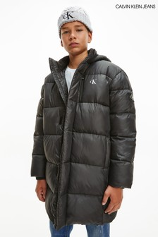 Calvin Klein Jeans Parka Puffer Jacket