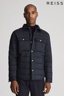 Reiss Chasey Quilted Jacket
