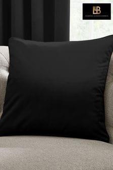 Laurence Llewelyn-Bowen Black Montrose Cushion