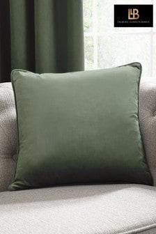 Laurence Llewelyn-Bowen Green Montrose Cushion