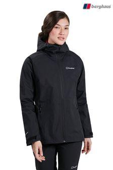 Berghaus Black Deluge Pro Waterproof Jacket