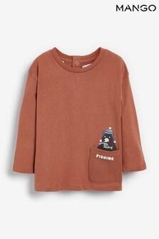 Mango Orange T-Shirt