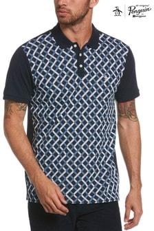 Original Penguin Knit Polo Shirt