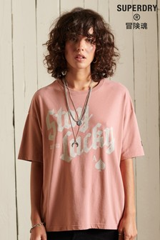 Superdry Boho and Rock T-Shirt