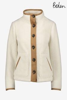 Boden Cream Marcia Jacket