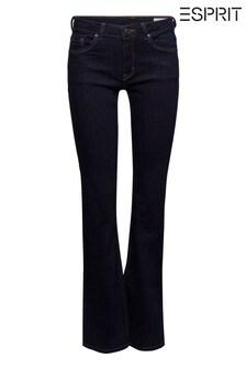 Esprit Dark Blue Boot Cut Jeans