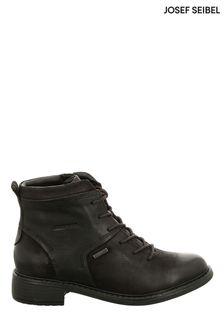 Josef Seibel Black Selena 50 Ankle Boots
