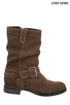 Josef Seibel Brown Sanja 14 Mid Boots