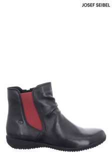 Josef Seibel Black Naly 31 Ankle Boots