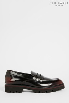 Ted Baker Porl Cleated Sole Penny Loafers