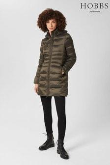 Hobbs Green Danika Long Coat