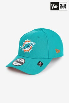 New Era Green Miami Dolphins NFL 9FORTY Cap
