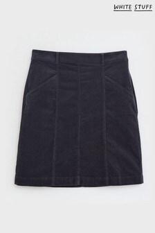White Stuff Grey Josie Organic Co-ord Skirt