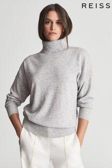 Reiss Nova Knitted Roll Neck Jumper
