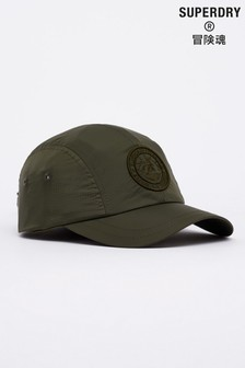 Superdry Brown Unisex Expedition Cap
