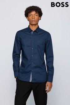 BOSS Blue Magneton Shirt