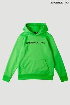 O'Neill Green Rutile Hooded Fleece