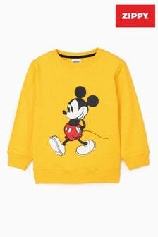 Zippy Boys Yellow Mickey Sweatshirt