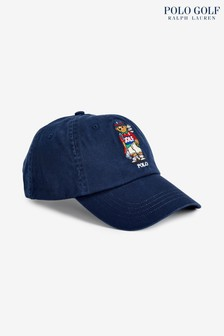 Polo Golf by Ralph Lauren Navy Bear Cap