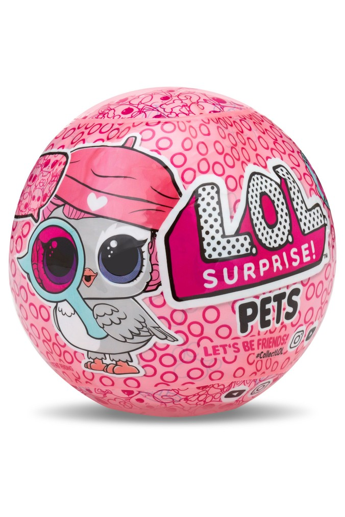 Compare prices for Girls L.O.L. Surprise Pets