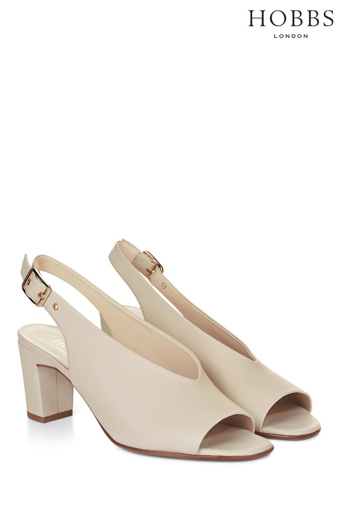 dddde455784 Womens Hobbs White Kali Sandal - White - Next at Westquay - Shop Online