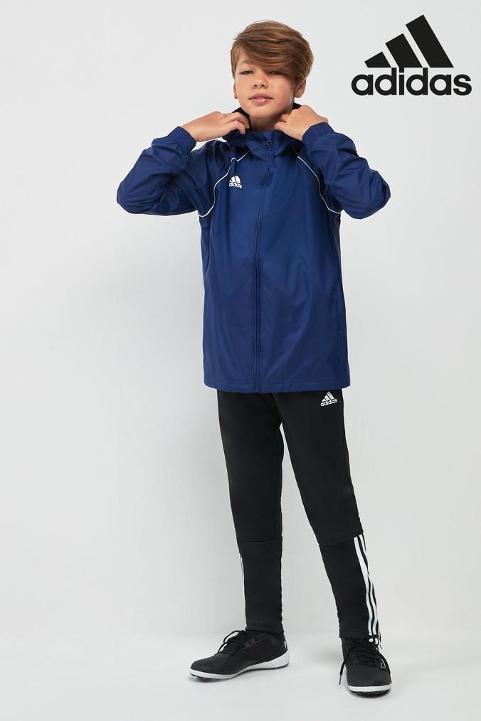 c1a8fb5ddd41 Boys adidas Black REGI18 Track Pant - Black