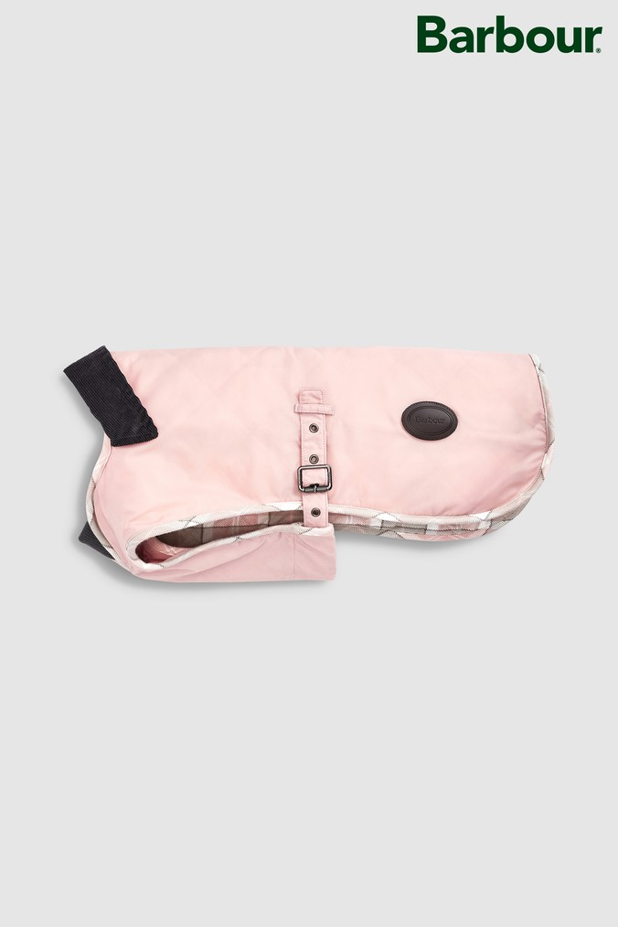 Compare retail prices of Barbour Pink Dog Coat - Pink to get the best deal online