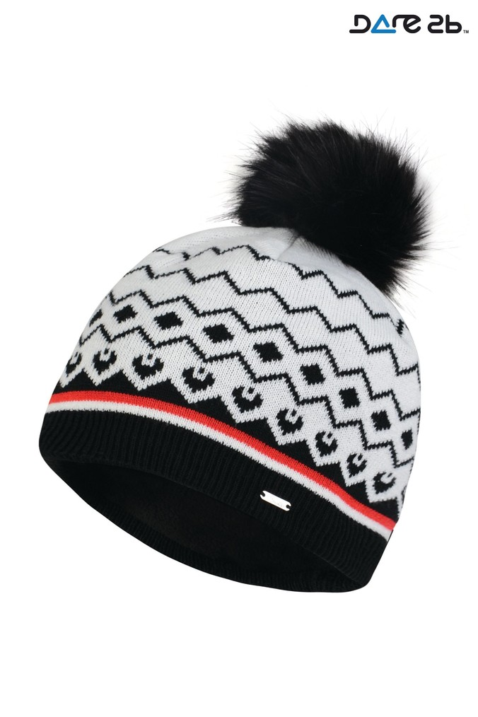 Womens Dare 2b White Coincide Beanie - White - Next at Westquay - Shop  Online ae20d0f0a9bb