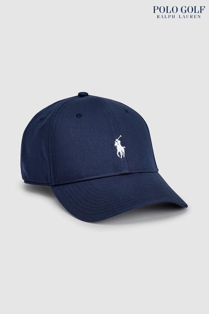 2259ae4b608 Mens Polo Golf by Ralph Lauren Fairway Cap - Blue - Next at Westquay - Shop  Online