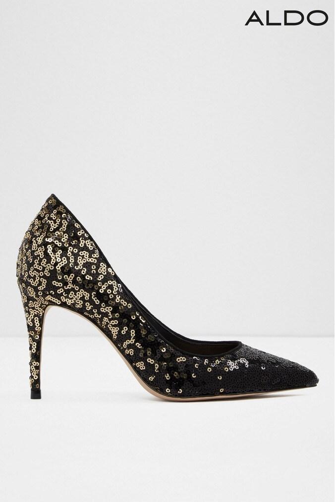 67b4fea3d15 Womens Aldo Pointed Toe Court Heels - Black - Next at Westquay - Shop Online